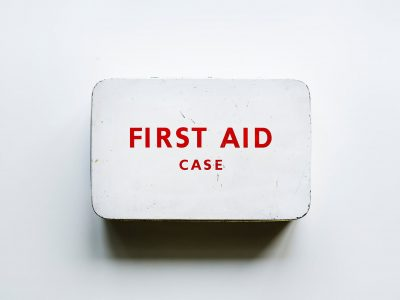 Update Contents First Aid Box